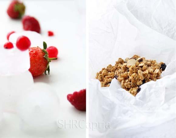 Berries & Granola