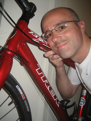 New Bike [365portraits: 186]