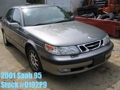 01 Saab 95 -stock #0192P9