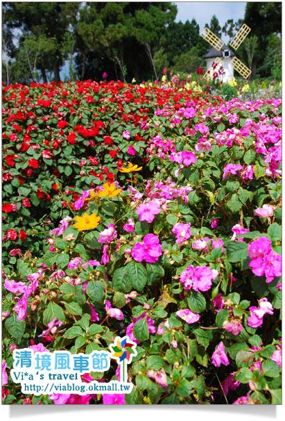 清境小瑞士花園