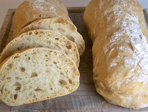 BBA Challenge: Ciabatta Recipe - Back to the Cutting Board