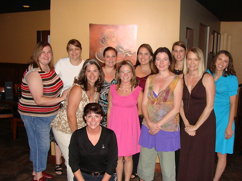 DFW Chix at Melting Pot