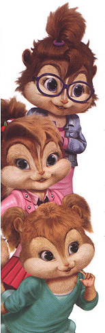 The Chipettes 2009