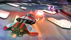 WipEout HD Fury - Eliminator1