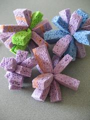 Sponge Toys