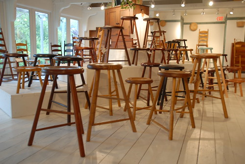 Genial Shaker Style Stools At Windsor Chairmakers