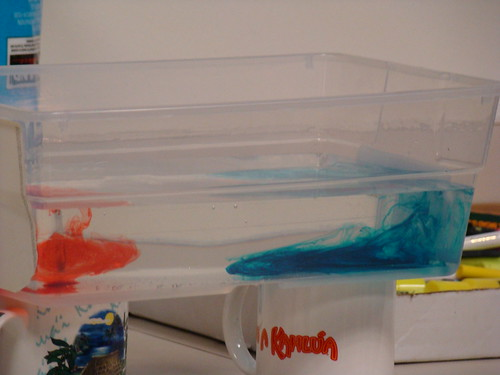 Teacher Institute, Water- convection