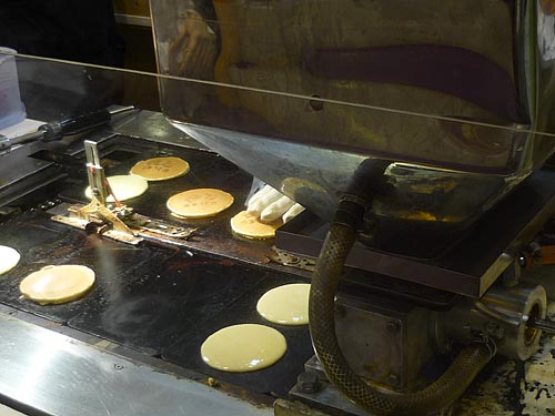 dorayaki machine