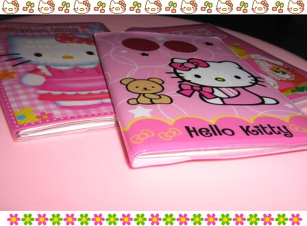 Hello Kitty Passport Cover