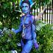 scary blue fairy