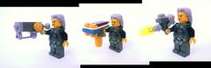 Lego Fallout 3 - Laser Rifle, Dart Gun, and Enclave Plasma Pistol (Andrew Colunga) Tags: 3 lego pistol plasma colunga fallout plasmapistol dartgun fallout3 laserrifle andrewcolunga legofallout3 fallout3plasmapistol falloutlaserrifle fallout3dartgun falloutweapons