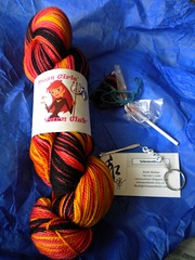 Mean Girls Yarn Club August 09