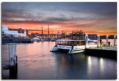 welcome on board ! (Pawel Papis Photography) Tags: sydney australia nsw kingstreetwharf