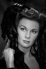 Vivien Leigh (A.C.Thamer) Tags: beautiful beauty face canon eyes famous lips 1940s photographs actress gonewiththewind vivienleigh madametussads thamerphotography acthamer alexthamer waxworkfigure