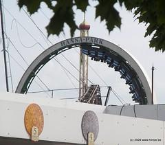 Nessie, die Loopingbahn (jphintze) Tags: germany deutschland schleswigholstein nessie achterbahn norddeutschland hansapark freizeitpark sierksdorf jeanpierrehintze