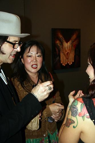Kim Saigh. MIke Davis. Margaret Cho