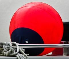 Buoy I Am Bright (TPorter2006) Tags: red marina washington rail august rope medal hero winner nautical olympic 2009 buoy bigmomma buoyant abigfave tporter2006 buoyantspotlight herowinner