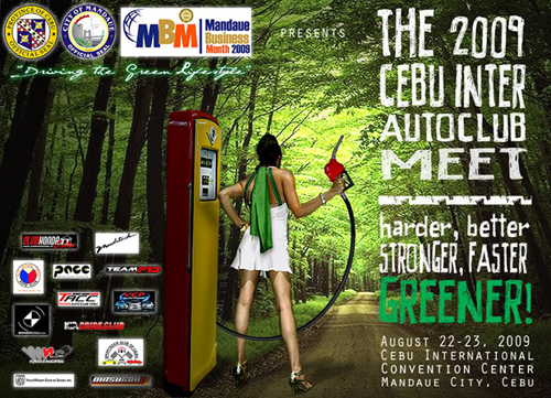 Cebu Inter Auto Club 2009