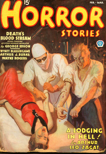 horror stories feb 1936