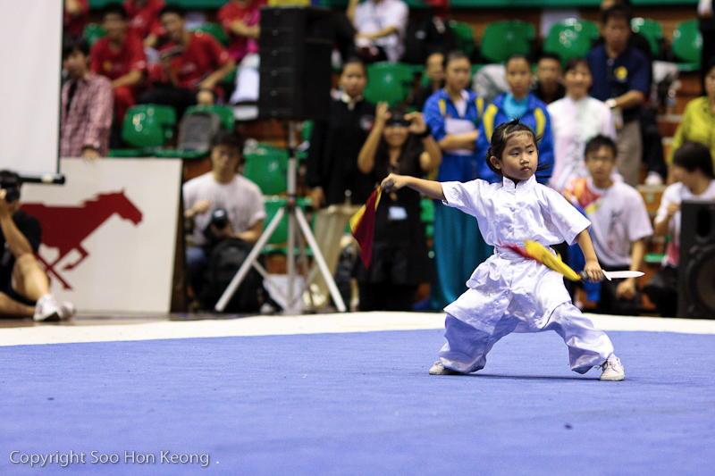 Wushu Competition (Cutey) @ KL, Malaysia