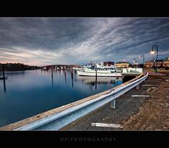 Bridge over Shark River, Belmar, NJ (DP Photography) Tags: marina twilight dusk piers sunsets wharf belmar dri boardwalks sigma1020mm atlanticcoast dynamicrangeincrease belmarbeach sharkriver dynamicrangeimaging belmarmarina debashispradhan dpphotography dp photography