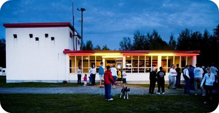 Bruce Deachman: Port Elmsley concession stand