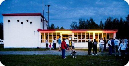 Bruce Deachman: Port Elmsley concession stand
