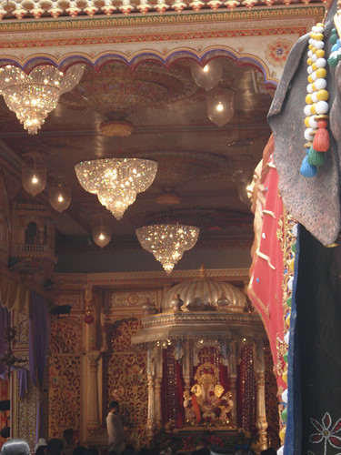 Dagdusheth Halwai Ganapati Decoration Pune 2009