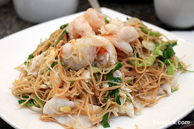 Fried Mee Suah
