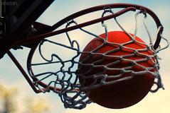 Set Your Goals (arsalan.) Tags: motion net sports basketball sport ball goal nikon shoot basket action d80