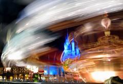 Magic Kingdom - Fantasyland (Quirk1500) Tags: world castle night magic dumbo kingdom disney disneyworld fantasy land cinderella wdw waltdisneyworld walt magickingdom fantasyland cinderellacastle