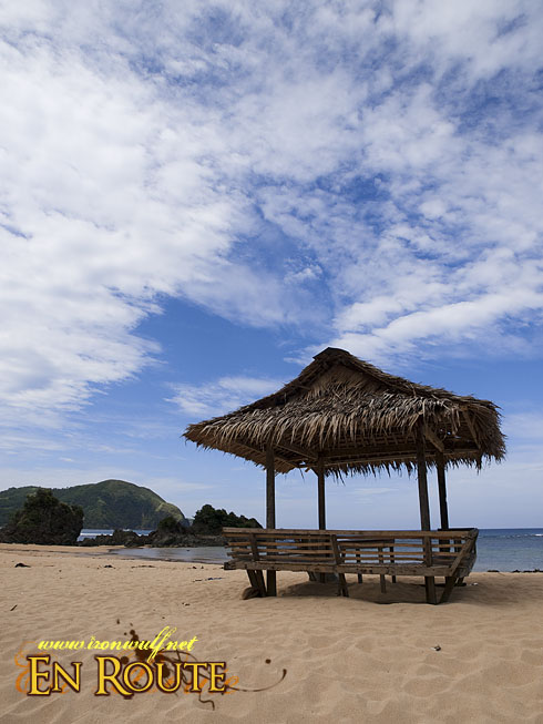 Puraran Beach Hut