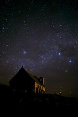 Tekapo Night Sky (Tim Pokorny) Tags: newzealand night stars clear tekapo Astrometrydotnet:status=solved Astrometrydotnet:version=14400 Astrometrydotn