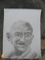 Mohandas Gandhi (abukhalil8) Tags: gandhi abu mohandas khalil  abukhalil