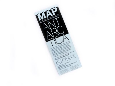 ancient maps of antarctica. Issue One of M.A.P. – or