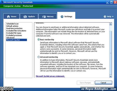 MS Security Essentials 5