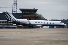 HB-JEE - Private - Gulfstream G550 - Luton - 090323 - Steven Gray - IMG_2003