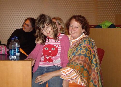 Julia and Kristin