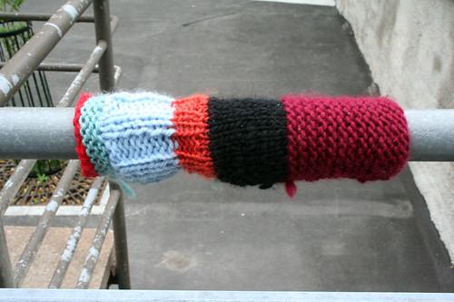 yarnbombing, 2