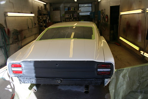Ford Talladega project car