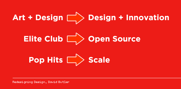 redesigning design
