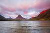 Two Medicine Lake - Glacier 2009 (Jesse Estes) Tags: sunrise glacier twomedicinelake canon1635 jesseestesphotography