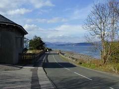 our road (annie in alba) Tags: scotland argyll cowal