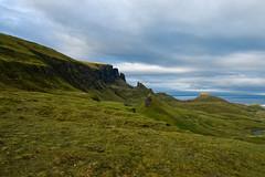 The Quiraing, Isle of Skye (www.bazpics.com) Tags: trip summer vacation holiday skye tourism landscape island islands scotland highlands scenery tour scottish isle outerhebrides bazpics barryoneilphotography