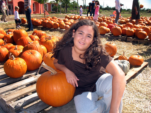 Posey Pumpkin