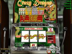 Crazy Dragon