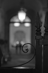 Hidden places (Stefano Mazzone) Tags: rome all its beauty night stefano mazzone d90 wwwstefanomazzonecom black white hidden places