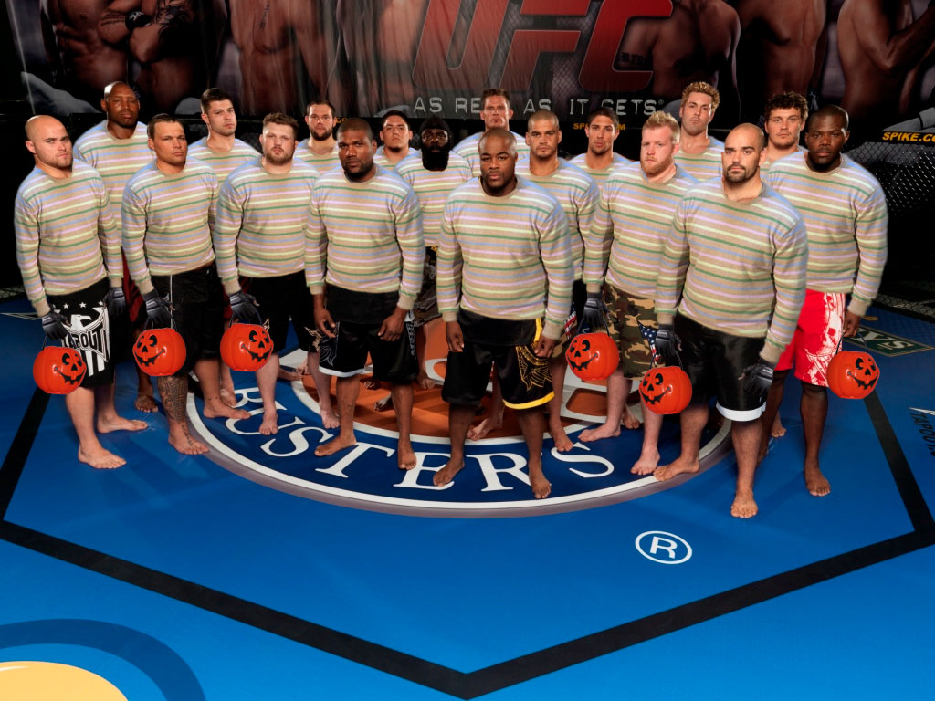 TUF 10 cast sweaters