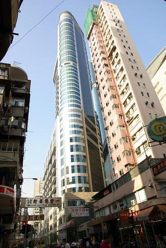 Langham Place, Mong Kok, west of Nathan