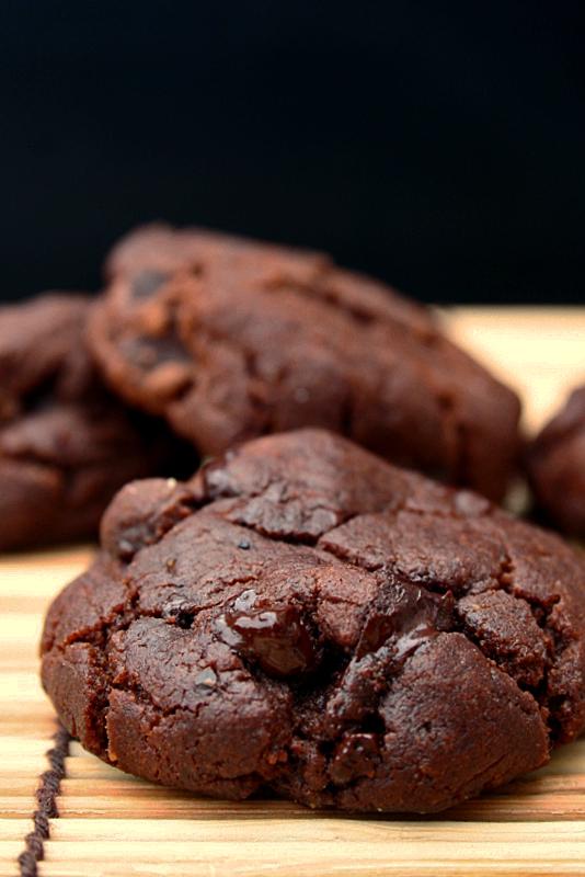 Le Pétrin: Cookies Xocolatl Chocolat Chili
